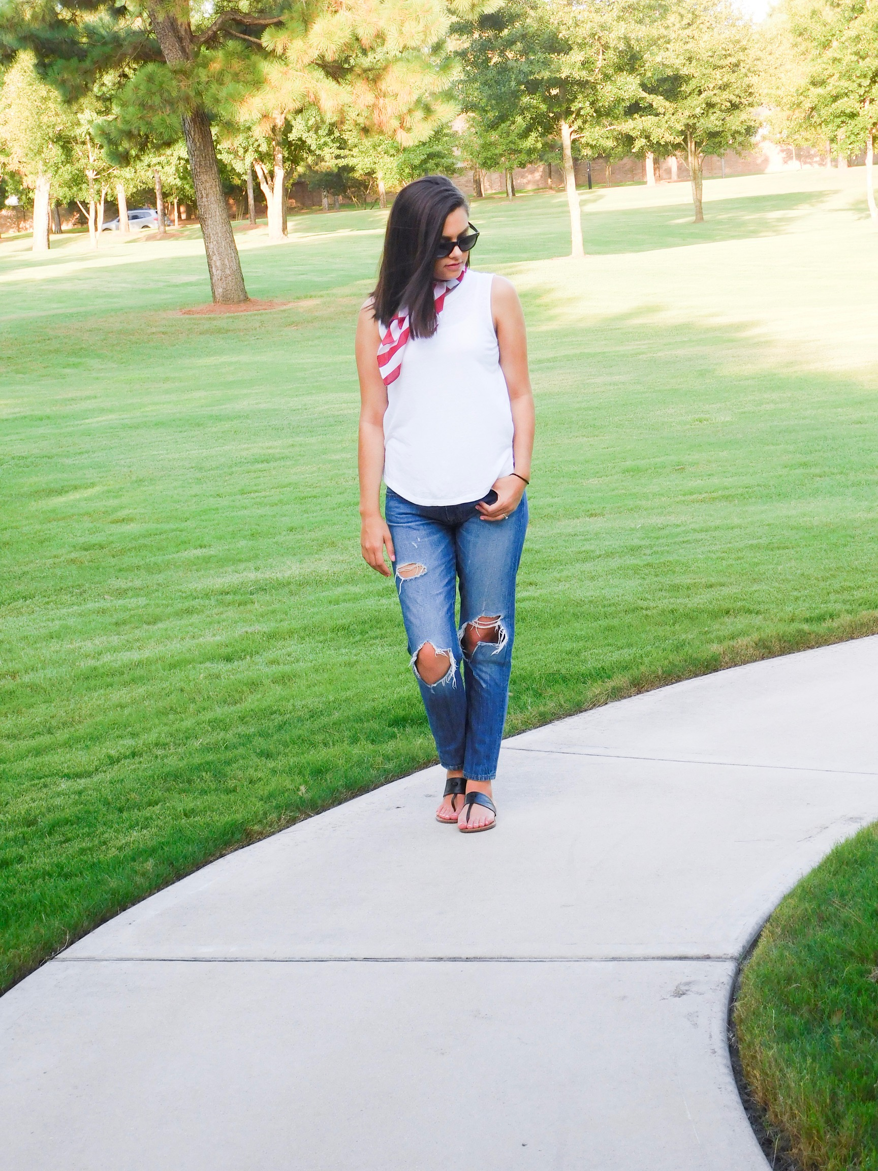 Quick & Easy 4th of July Outfits