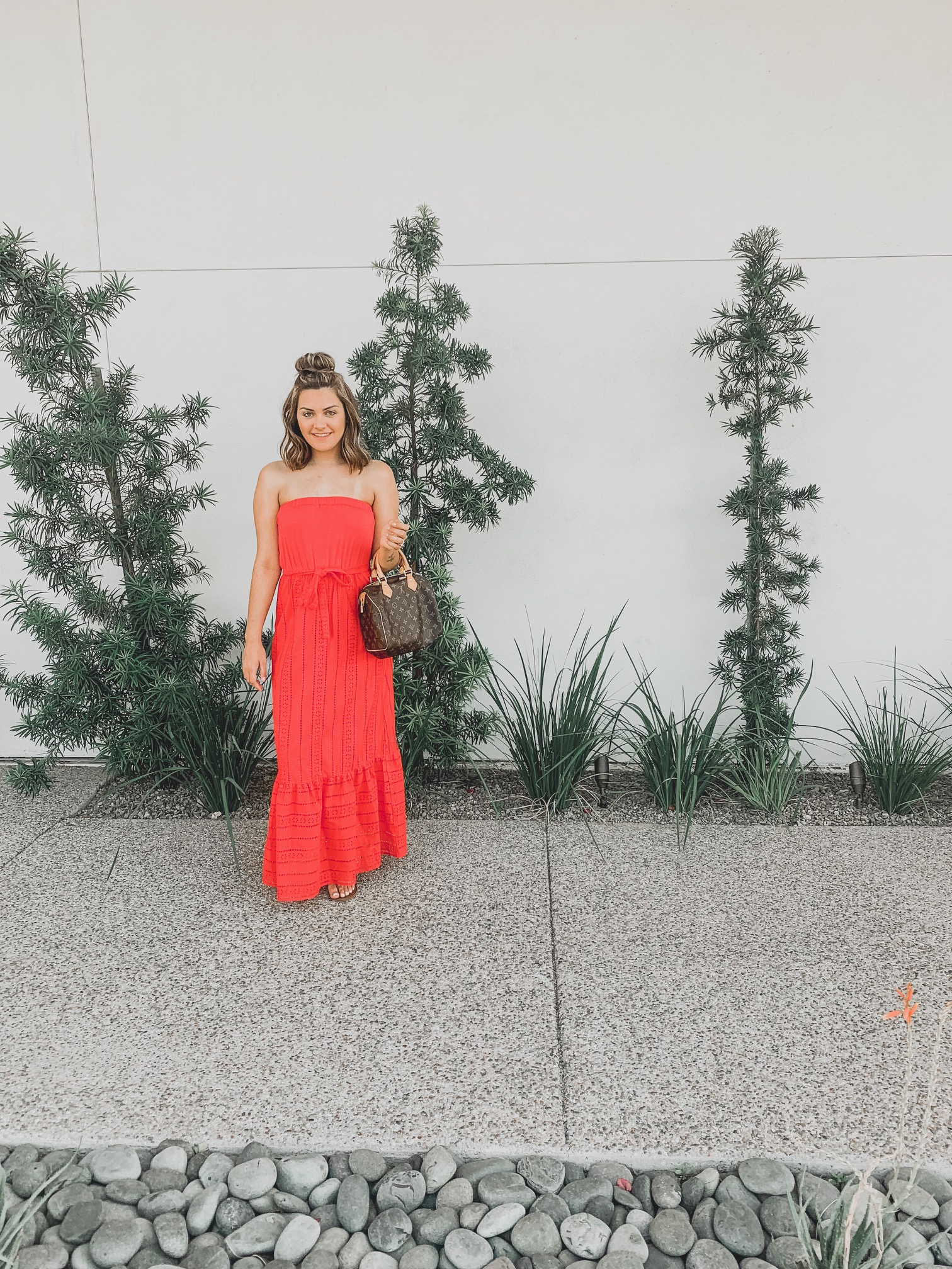 Top 10 Daily Affirmations & The Cutest Red Dress For Summer