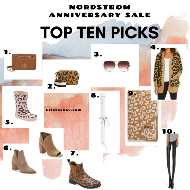 Nordstrom Anniversary Sale Guide and Top Picks