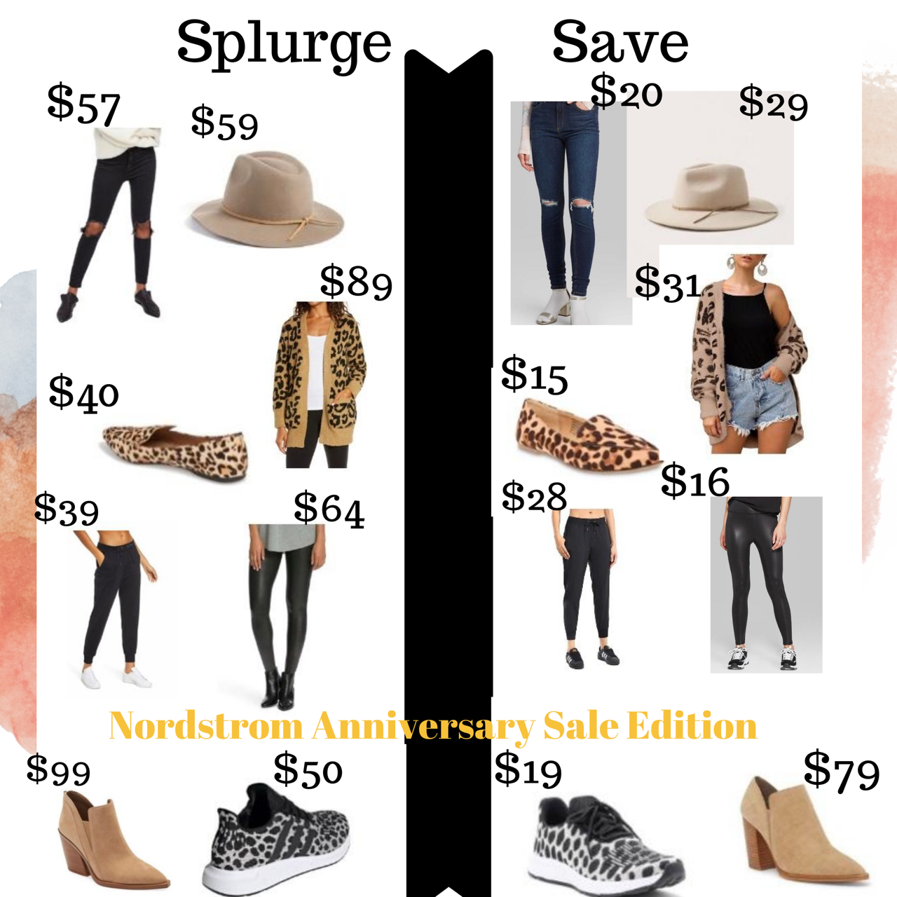 2020 Nordstrom Anniversary Sale DUpes